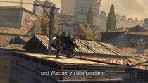Assassin's Creed Revelations - Hookblade Gameplay