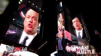 Paul Heymans Ankündigung zu WWE 2K14