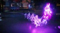 Neon-Kraft im Video