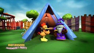 Moorhuhn - Jahrmarkt Party ( Wii )