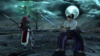 SoulCalibur Lost Swords - Hilde - Rebuilder of her motherland - Trailer