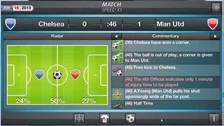 Chelsea Vs Manchester United Gameplay