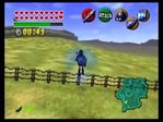 The Legend of Zelda - Ocarina of Time: Das Rennen gegen den Marathon-Läufer