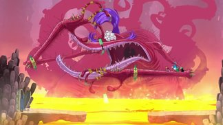 Rayman Origins - Around the world Trailer [DE]