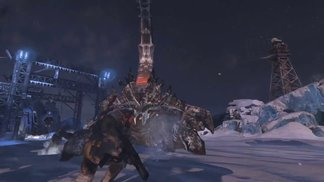 Lost Planet 3 -  Spitter  Gameplay mit Game Produzent Andrew Szymanski-Kommentar