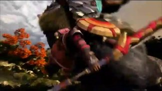 Monster Hunter 3 - PSP Intro-Trailer