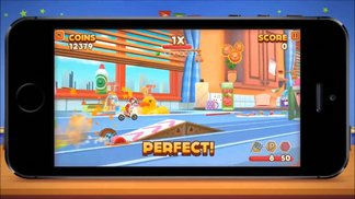 Joe Danger Infinity Offizieller Launch Trailer