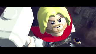 LEGO Marvel Super Heroes Official Launch Trailer