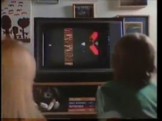 Atari Yars Revenge TV Commercial (1982)