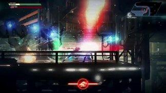 Strider / Gameplay-Trailer