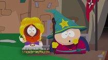 South Park - Der Stab der Wahrheit: Amerikanischer TV-Spot