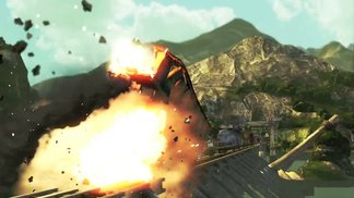 UNCHARTED 2  Among Thieves - E3 2009 Trailer (HD)