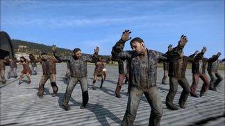 Tanzende Zombies dank einer Million Spieler