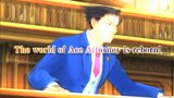 Phoenix Wright_ Ace Attorney - Dual Destinies / Ankündigungsvideo