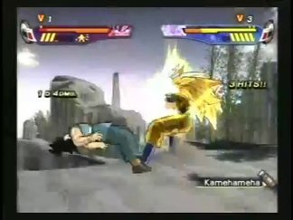 Dragon Ball Z Budokai 3 PlayStation 2 Trailer