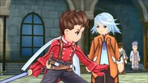 Tales of Symphonia Chronicles - PS3 - Lloyd Character introduction (Gameplay trailer)