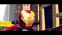 Lego Marvel Super Heroes Gamescon Trailer