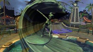 Infinite Crisis: Coast City wird vorgstellt
