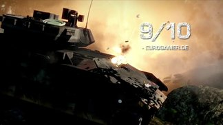 Battlefield Bad Company 2 Launch-Trailer (deutsch)