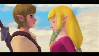 The Legend of Zelda - Skyward Sword: Trailer