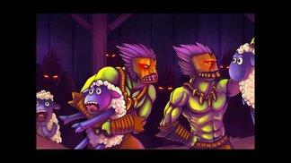 Blaze&Graze! Teaser + Gameplay