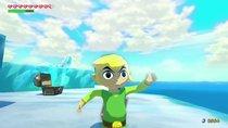 The Legend of Zelda - The Wind Waker: Schauplätze und Gegner im Trailer