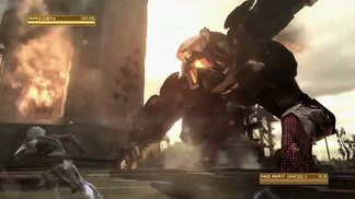 METAL GEAR RISING (Boot Camp 2012) _  Boss-Battle