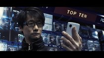 [New & Official] Hideo Kojima infiltrates Micromania [Metal Gear Solid V  Ground Zeroes]